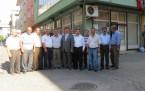 Çine Ziraat Odası Ali Gültekin Kılınç ziyareti