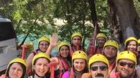 Çine Kültür Derneği Doğa Sporları Kulübü Sezonu Adrenalinle Kapattı