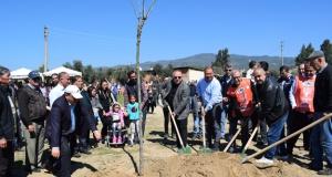 Çine'de 17. Ağaç Bayramı Kutlandı