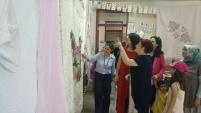Çine HEM Yılsonu Sergilerini Açtı