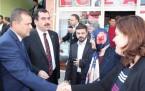 AK Parti Aydın Milletvekillerinin teşekkür ziyareti