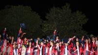 Marmara Koleji'nde Mezuniyet Coşkusu