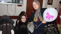 AKP Çine Kadın Kolları, Dünya Kadınlar Gününü kutladı