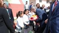 Çine'de özel eğitim sınıfı açıldı