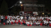 Çine 19 Mayıs Gençlik Konseriyle Coştu