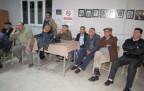 Osman Aydın Evciler Köyü  konuşması