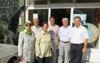 Milletvekili Semiha Öyüş Çine ve Karpuzlu'da iftar