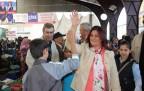 Çine'de Başkan Çerçioğlu'na Yoğun İlgi
