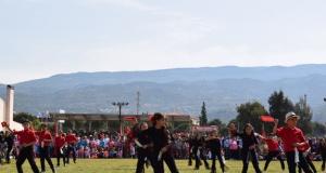 Çineli Çocuklar 23 Nisanı Coşkuyla Kutladı