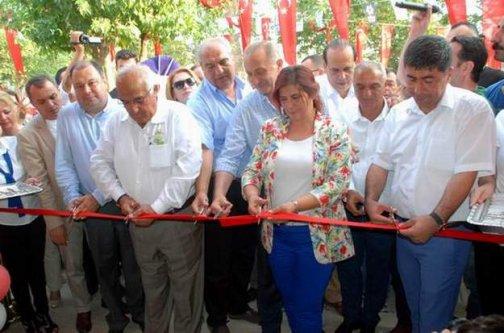 Çakırbeyli'ye Çok Amaçlı Salon ve Menderes Anı Köşesi açıldı
