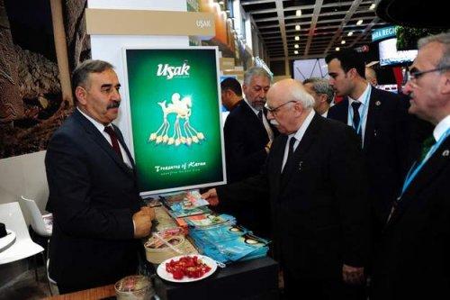 Kültür ve Turizm Bakanı Nabi Avcı Berlin'den müjdeler verdi