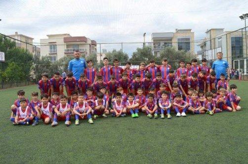 Altınordu Futbol Okulları Şimdi Çine'de