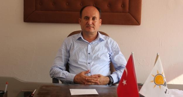 """AKP'li Başkan Tosun, 'Sezar'ın Hakkını Sezar'a Verin"""""""