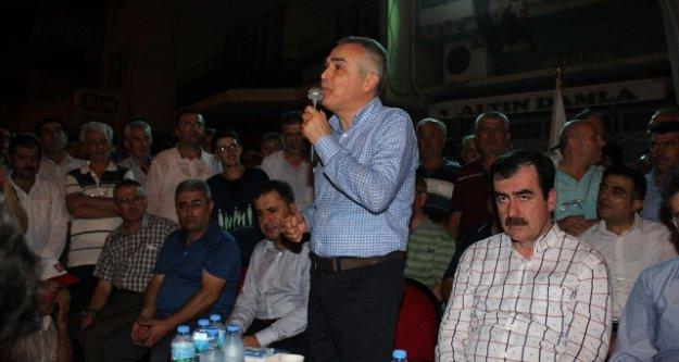 Milletvekili Savaş 15 Temmuz Destanı'nı ve Şehitleri Andı