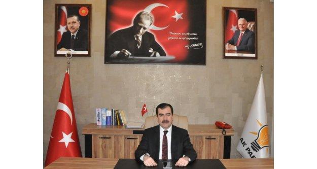 Milletvekili Mehmet Erdem'den, AK Parti'nin 16. Kuruluş Yıl Dönümü Mesajı
