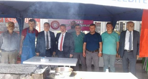 Aydın'da Ahilik Haftası Renkli Görüntüler