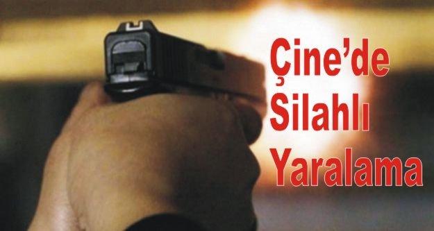 Çine'de Silahlı Kavga: 1 Yaralı