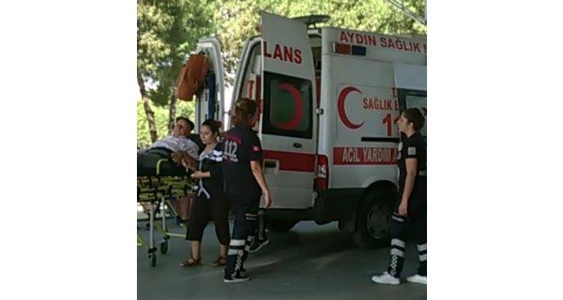 Kamyonet Motosikletle Çarpıştı: 1 Yaralı