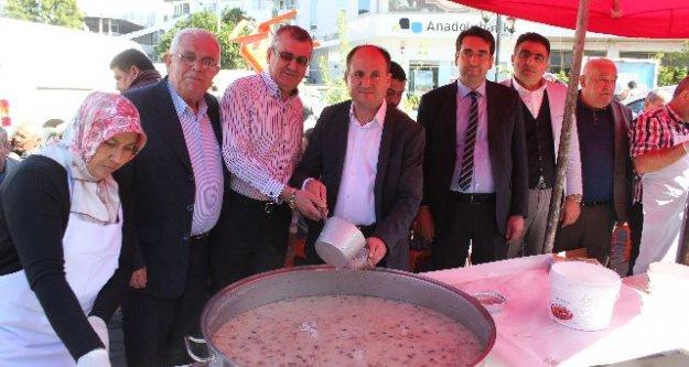 AK Parti Çine İlçe Teşkilatı'ndan Aşure Hayrı