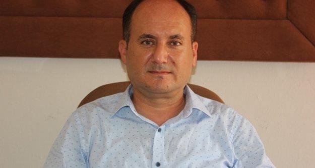"AK Parti İlçe Başkan Mehmet Tosun, 'Şaka Gibi"""
