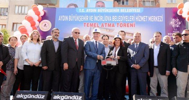 """Başkan Çerçioğlu: 'Aydın'ın Her Noktasına Yatırımlarımız Sürecek"""""""