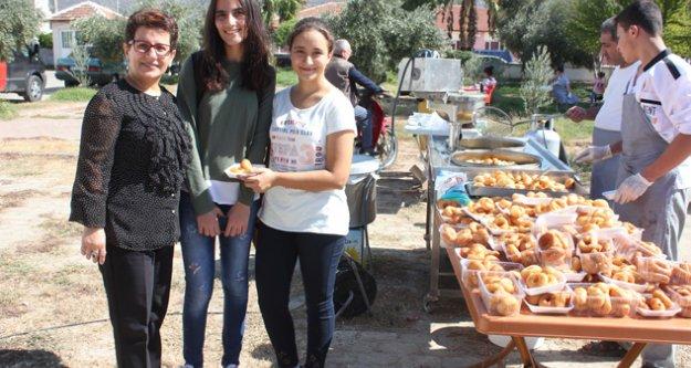 Çine Marmara Koleji'nde Aşure ve Lokma Hayrı