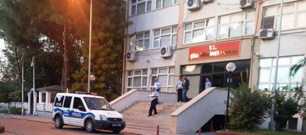 Çine'de, Motosiklet Hırsızı Tutuklandı