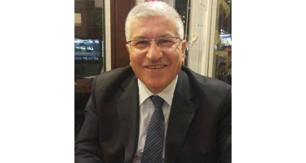 AK Parti Aydın İl Başkanı Ahmet Ertürk oldu