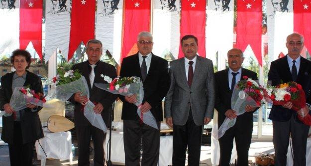 İlçe Öğretmenleri, Öğretmenler Günü Birlikte Kutladı