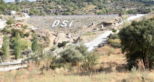 Karpuzlu Şenköy Göleti'nde Sona Yaklaşıldı