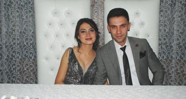 Merve Yardım ve Murat Aka Nişanlandı