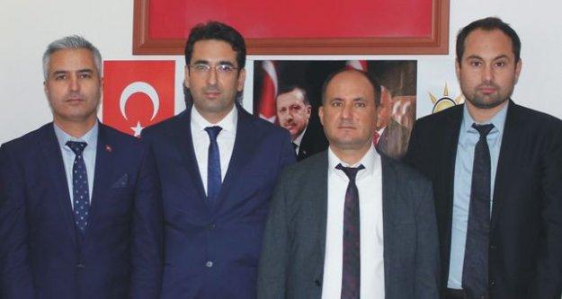 AK Parti Çine'den 5 Aday Ankara Yolcusu