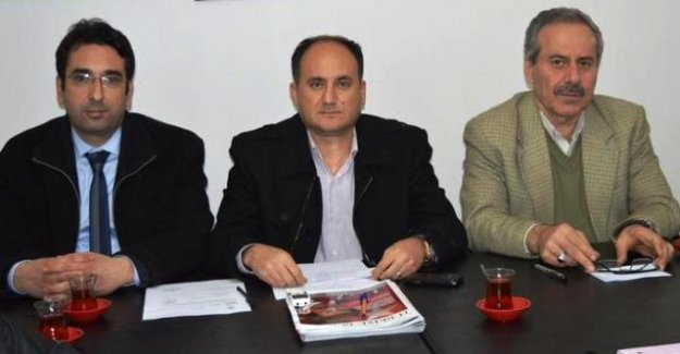 AK Parti Çine Teşkilattan, İlçe Başkanlığına 3 Aday