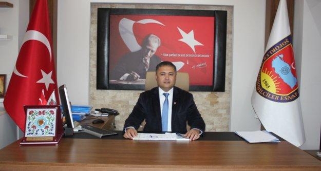 """Başkan Bircan Öter, 'Hizmete Devam"""""""