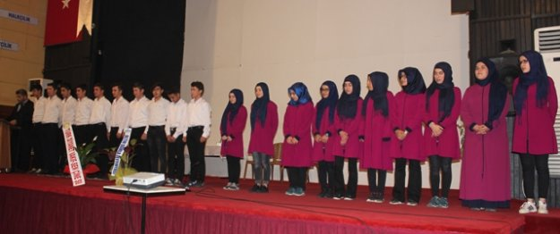 Çine'de  'Mevlid-i Nebi' Konferansı Düzenlendi