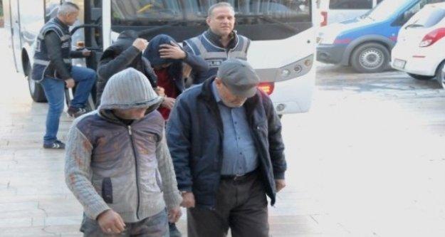Fuhuş Operasyonunda 5 Tutuklama