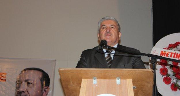 AK Parti Aydın İl Başkanı Ertürk Görevinden İstifa Etti