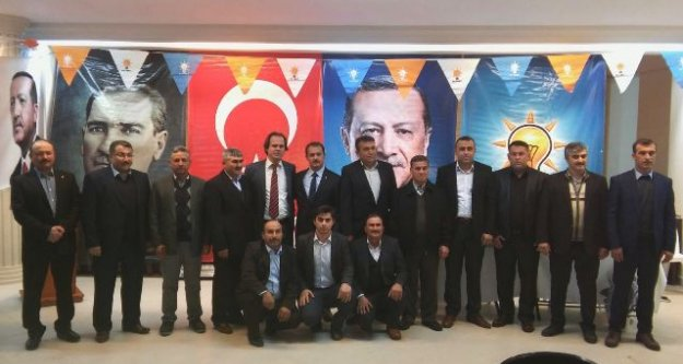 AK Parti Karpuzlu 6. Olağan İlçe Kongresi