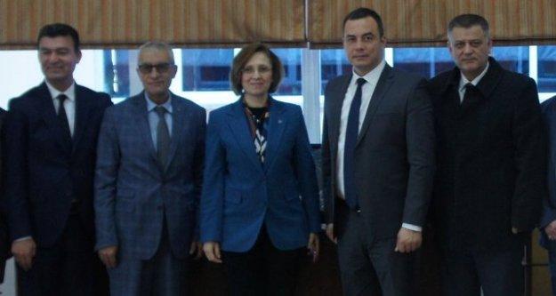 Aydın Milletvekili Depboylu'dan Çondur'a Hayırlı Olsun Ziyareti