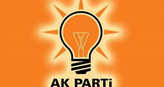 AK Parti İl Başkanlığı İçin 4 İsim Çağrıldı