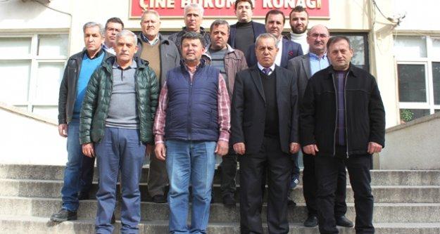 """Başkan Metin Uyar, 'Elimi Değil, Başımı Taşın Altına Koyarım"""""""