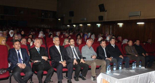 """'Çanakkale'yi Destanlaştıran Ruh"""" Konulu Konferans"""