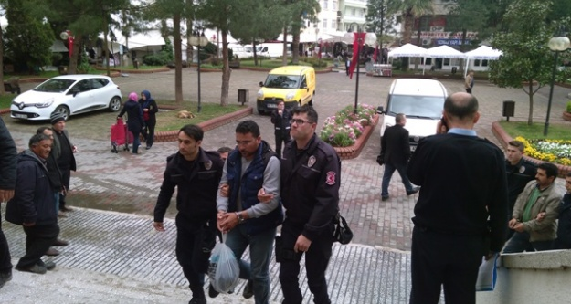 Cinayet Zanlıları Baba ve İki Oğlu Tutuklandı