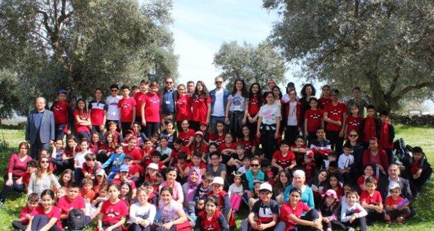 Çine Marmara Koleji'nden Bahara Hoş Geldin