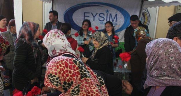 EYSİM'de, 8 Mart Dünya Kadınlar Günü Kutlandı
