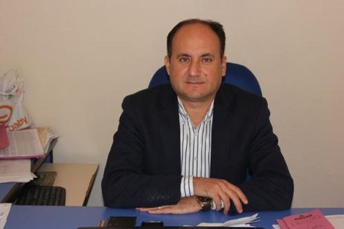 """AK Parti İlçe Başkanı Mehmet Tosun, 'Çine Hazır, Biz Hazırız"""""""