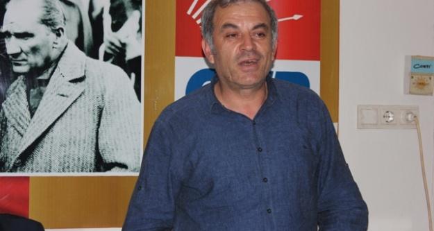 """CHP İlçe Başkanı Şahin ' Çiftçimiz Mağdur Edilmesin"""""""