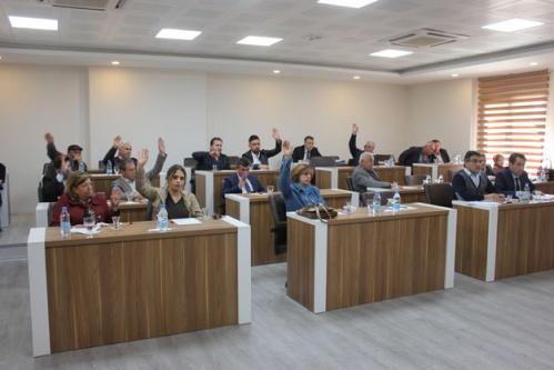 Çine Belediye Meclisi Nisan Ayı Toplantısı Yapıldı