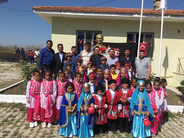 Yolboyu İlkokulu'nda 23 Nisan Sevinci