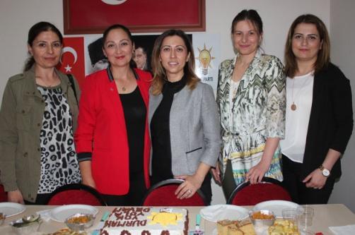 """AK Parti Kadınlar, 'Gücümüzü Birlik ve Beraberlikten Alıyoruz"""""""